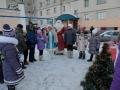 Новогодний праздник ул. Тульская, д.2, пер. Артельный, д.8д